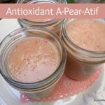 Self Care with Antioxidant A-Pear-Atif