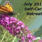 July Self-Care Retreat: Inward Reflection … Setting the Stage with Silence