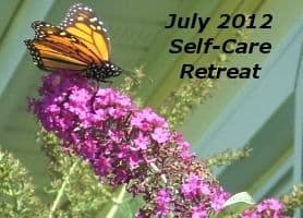blog event, self care, meditation, movement, creativity, food, inward reflection