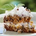 Dreamy Carrot Cake