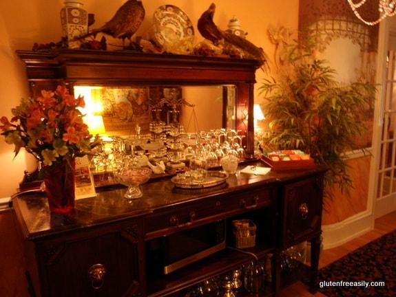 Haddonfield Inn--Gluten-free accommodations in south New Jersey.