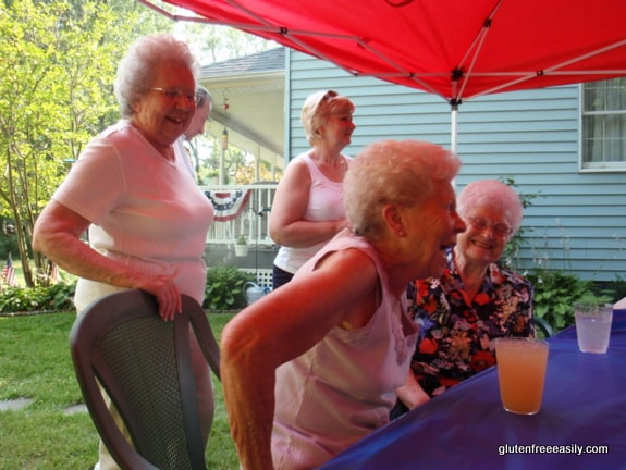 Leidy family, Deptford NJ, Blackwood Terrance, 4th of July