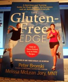gluten free, athletes, performance, training, recipes, Melissa McLean Jory, Peter Bronski