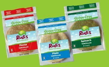 Rudi's Gluten-Free Bakery, tortillas, Fiesta, Mexican, giveaway, gluten free, dairy free