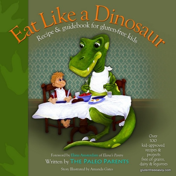 Stacy Toth, Matt McCarry, Eat Like a Dinosaur, ELaD, paleo, primal, gluten free, dairy free, refined sugar free, legume free
