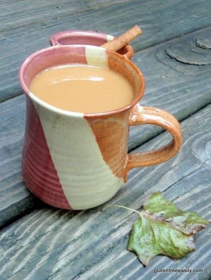 Pumpkin Kahlua Maple Latte