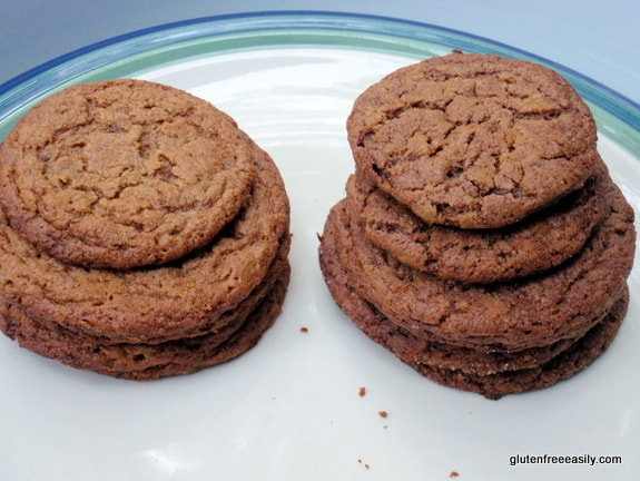 Flourless Peanut Butter (or Nut Butter/Sunbutter) Cookies Made with a Secret Ingredient! Paleo, vegan.
