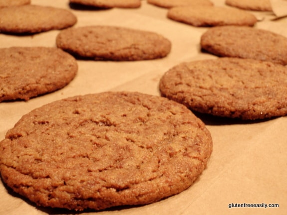 Flourless Peanut Butter/Almond Butter/Sunbutter Cookies with Secret Ingredient Cooling