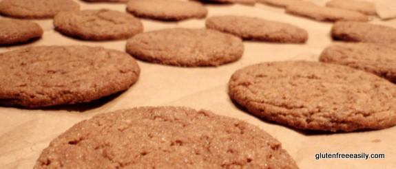 Flourless Peanut Butter/Almond Butter/Sunbutter Cookies with Secret Ingredient