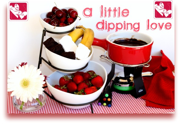Chocolate Fondue from Cook IT Allergy Free