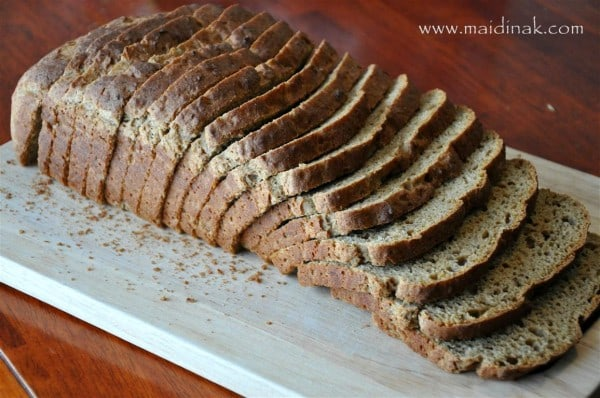 gluten free, bread, recipe, rice free, multigrain, Allergy Free Alaska, Megan Ancheta