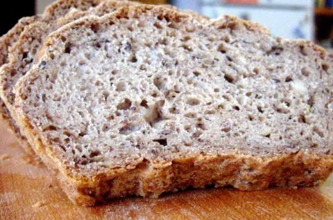 Nutty Vegan Sandwich Bread She Let Them Eat Cake