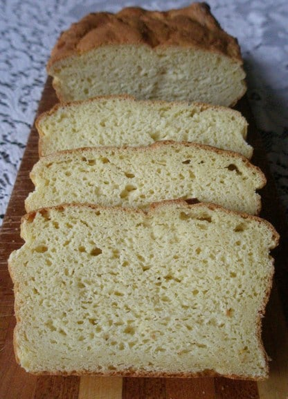 Soft Sandwich Bread from Art of Gluten-Free Baking