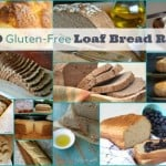 Here are the best gluten-free bread recipes---loaf bread---20 recipes! In this Bountiful Bread Basket series, you'll find all kinds of great bread recipes--bread machine recipes, rolls, tortillas, pita bread, focaccia, bagels, and more. (photo)