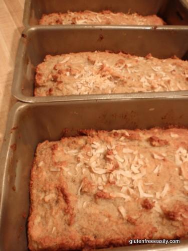 gluten free, grain free, dairy free, refined sugar free, banana bread, Tasty Yummies, Adopt a Gluten-Free Blogger