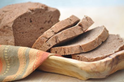 Dark Teff Sandwich Bread from Whole Life Nutrition Kitchen
