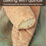 Baking with Quinoa E-Cookbook from Queen of Quinoa Review and Giveaway