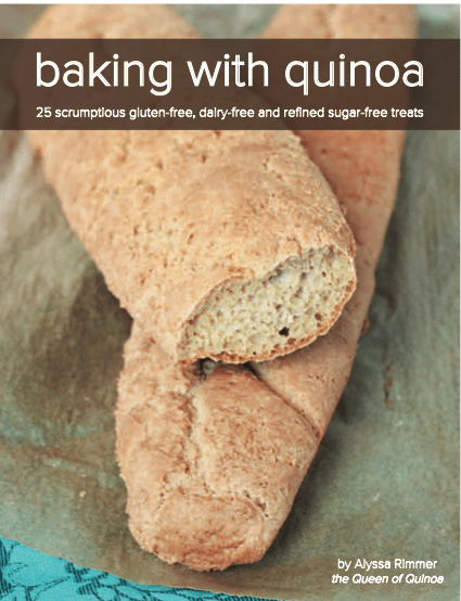Baking with Quinoa by Alyssa Rimmer