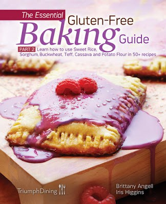 gluten free, dairy free, egg free, vegan, baking guide, cookbook, Brittany Angell, Iris Higgins