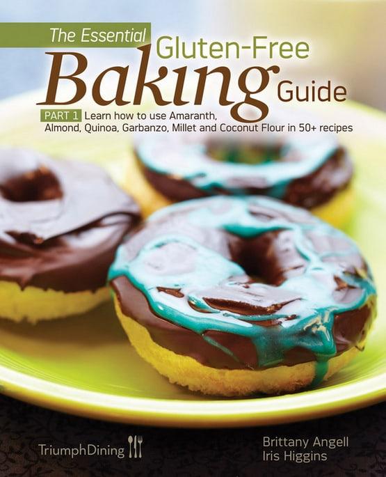 gluten free, dairy free, egg free, vegan, baking, guide, cookbook, Brittany Angell, Iris Higgins