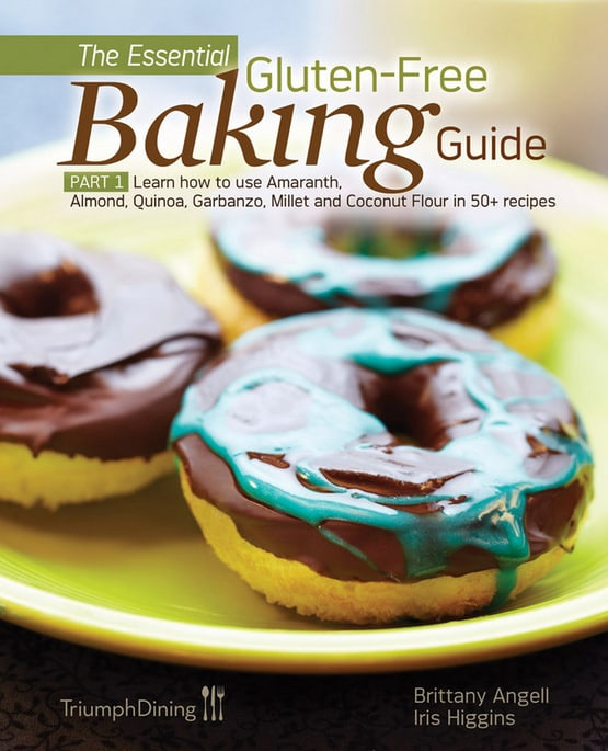 gluten free, dairy free, egg free, vegan, baking, guide, cookbook, Brittany Angell, Iris Higgins