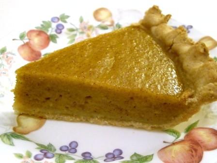 Gluten-Free, Dairy-Free Pumpkin Pie from The Gluten-Free Homemaker