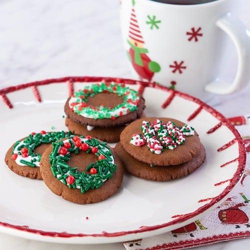 gluten free, molasses, spice, Moravian, cookies, Gluten Free Canteen