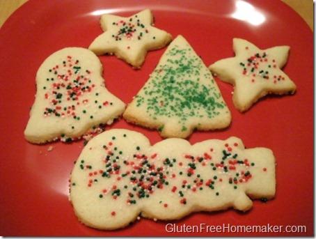 Gluten sugar free christmas cookie recipes