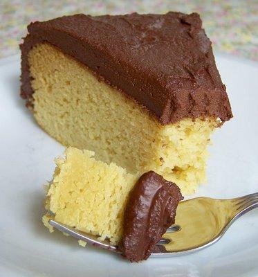 gluten free, dairy free, refined sugar free, yellow cake, vanilla cake, recipe, beans, Kelly Brozyna, The Spunky Coconut
