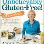 Anne Byrn's The Cake Mix Doctor Bakes Gluten Free and Unbelievably Gluten Free! Cookbooks Giveaway