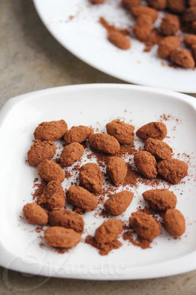 gluten free, dairy free, chocolate, almonds, Jeanette Chen, Jeanette's Healthy Living