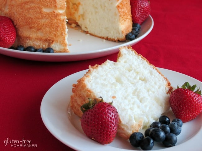 How To Make the Best Gluten-Free Angel Foo Cake. Gluten free or otherwise.