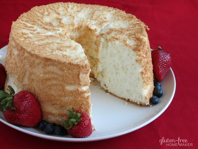 How To Make Gluten-Free Angel Food Cake. The best ever angel food cake, gluten free or otherwise.