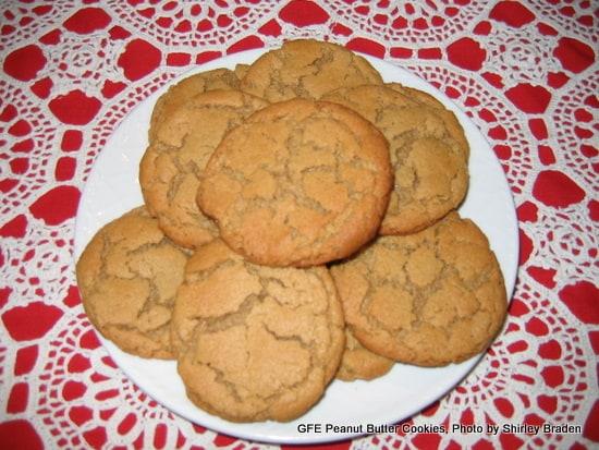 gluten free, dairy free, flourless, peanut butter, almond butter, sun butter, cookies, desserts