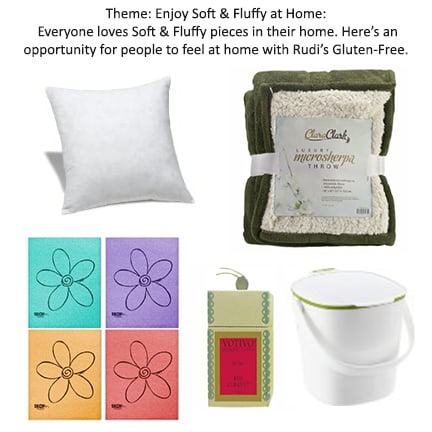 Soft & Fluffy at Home Giveaway (Plus Rudi's Coupons)