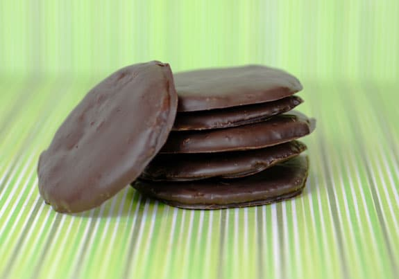 gluten free, grain free, dairy free, refined sugar free, Girl Scout cookies, thin mints, desserts, all gluten-free desserts, best gluten-free dessert recipes, free gluten-free dessert recipes, Elana Amsterdam, Elana's Pantry