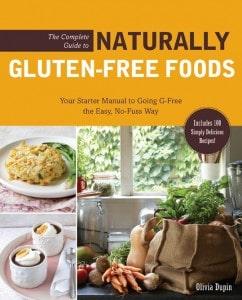 gluten free, naturally gluten free, olivia dupin,