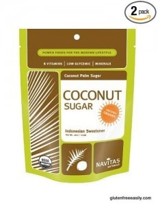 coconut sugar, palm sugar, Navitas Natural