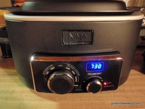 Ninja Cooking System, Ninja slow cooker