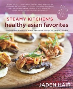 Asian, stir fry, Steamy Kitchen, Jaden Hair, quick and easy