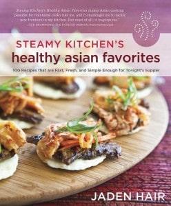 Asian, stir fry, Steamy Kitchen, Jaden Hair, quick and easy