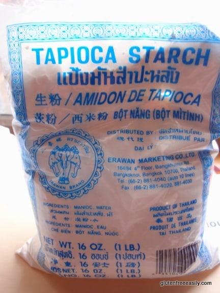 gluten free, tapioca flour, tapioca starch, manioc flour
