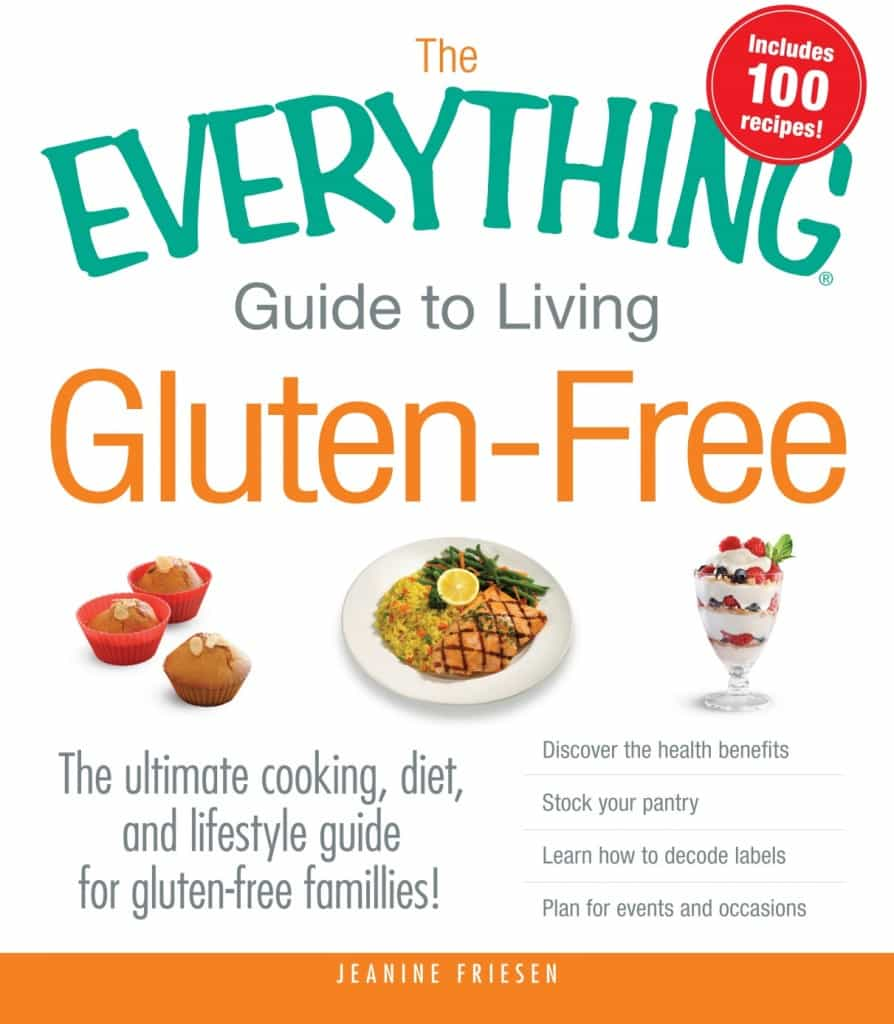gluten free, guidebook, resource book, Jeanine Friesen, The Baking Beauties