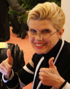 Angela Sommers, gluten free