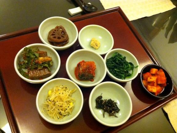 gluten free, Korea, trip report, Angela Sommers, gluten free easily