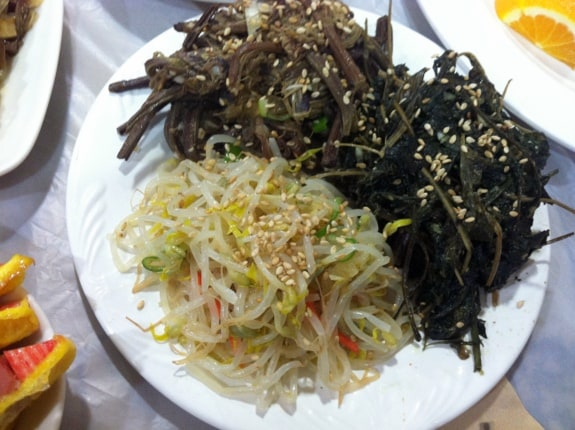 Eating Gluten Free in Korea. A very helpful trip report and tutorial from gfe reader and friend. [from GlutenFreeEasily.com] (photo)