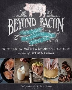 gluten free, grain free, dairy free, paleo, primal, pig, hog, bacon, Paleo Parents, cookbook, Stacy Toth, Matt McCarry