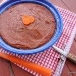 Crustless Carrot Pie (Paleo)