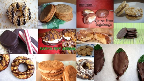 gluten free, grain free, dairy free, refined sugar free, Girl Scout cookies, Samoas, thin mints, Tagalongs, Do-Si-Dos, Trefoils, desserts, all gluten-free desserts, best gluten-free dessert recipes, free gluten-free dessert recipes