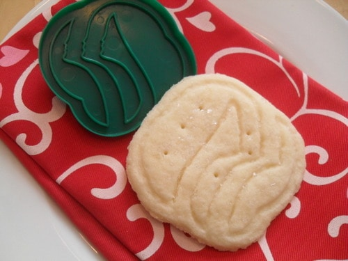 Gluten-Free and Dairy-Free Trefoils from Angela's Kitchen. One of the best gluten-free homemade Girl Scout cookie recipes featured on gfe. [from GlutenFreeEasily.com]